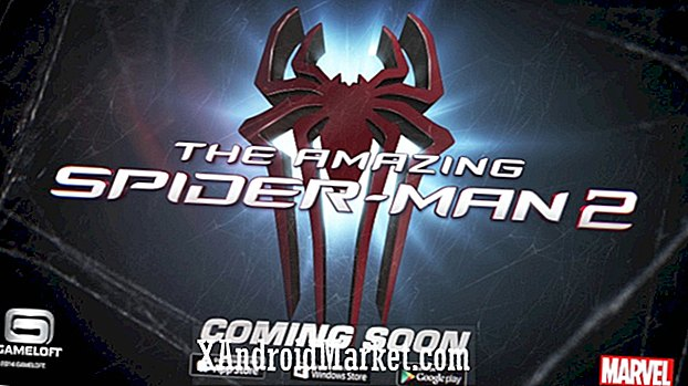 Le jeu mobile Amazing Spider-Man 2 arrive en avril