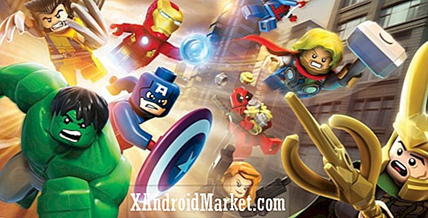 LEGO Marvel Super Heroes: Univers in Peril se rend au Play Store