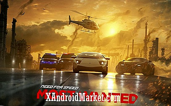 Need for Speed: Most Wanted nu beschikbaar via Google Play
