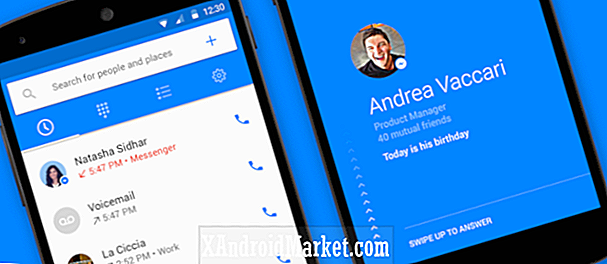 Facebook brengt 'Hello' dialer-app uit in de Google Play Store
