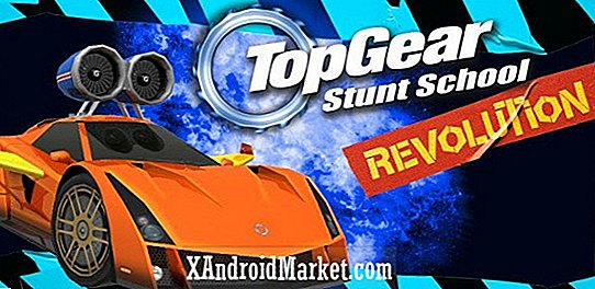 Top Gear Stunt School Revolution nu beschikbaar in de Google Play Store
