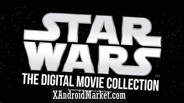 Star Wars-kollektionen går digitalt 10. april, 89 $ gennem Google Play (Opdater: Lev nu!)