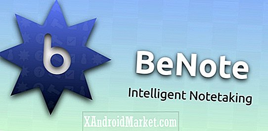 BeNote app review