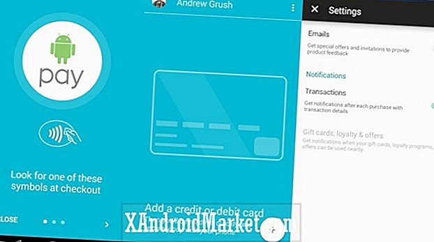 Android Pay starter i dag (Opdater: Tag APK nu)