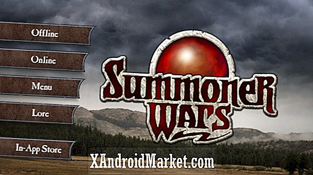 Summoner Wars, et bordspill spill ble til iOS hit, kommer til Android