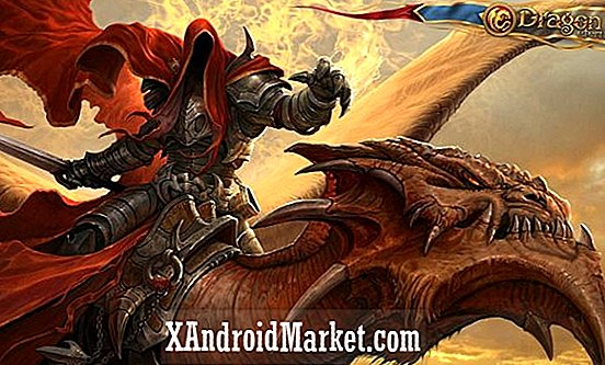 Gratis para jugar a MMORPG Dragon Eternity de Game Insight próximamente a Google Play