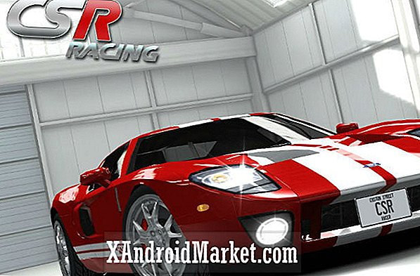 CSR Racing acelera en dispositivos Android