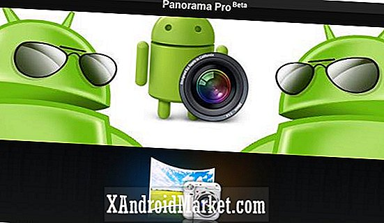 Panorama Pro: Easy Capturing Panoramic Photos på Android