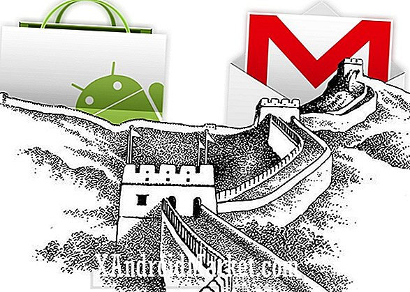 China blokkeert Android Market en Gmail - voor hoe lang?  Plus, alternatieven