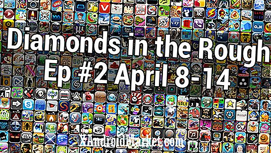 Diamonds in the Rough: 6 aplicaciones de Android que te pueden gustar (Ep # 2, 8-14 de abril)
