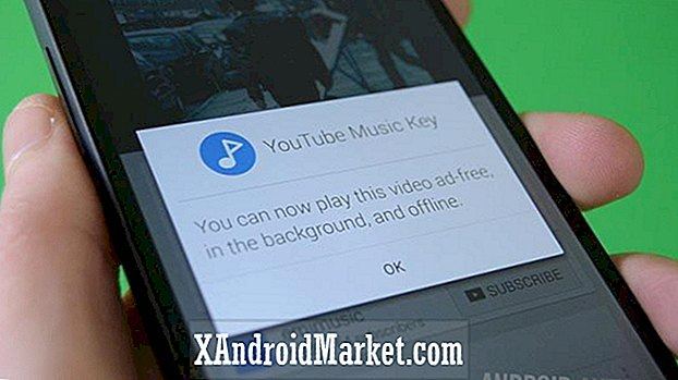 Hurtig titt på YouTube Music Key (video)