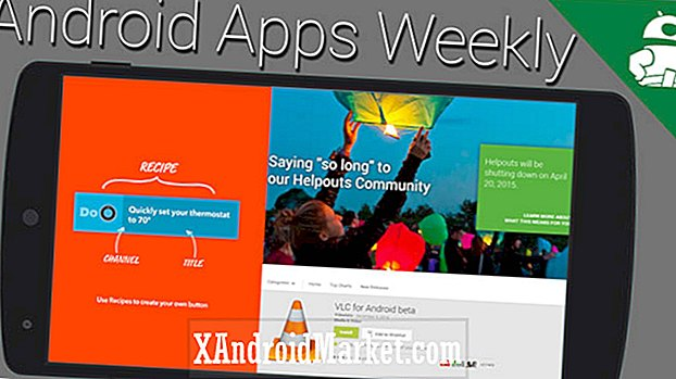 5 Android-apps die u deze week niet mag missen - Android Apps Weekly