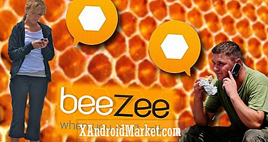 BeeZee: Autoreply app for innkommende anrop og SMS