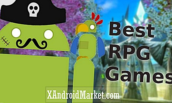 Beste rollespill (RPG) for Android
