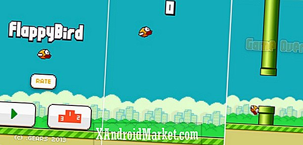 Populære iOS hit 'Flappy Birds' ankommer til Google Play