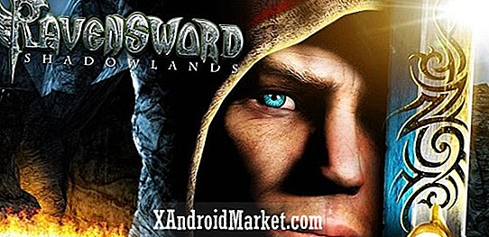 Ravensword de Crescent Moon: Shadowlands arrive enfin sur Android