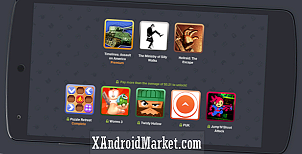 Humble Mobile Bundle 13 opdateret med Jump'N'Shoot Attack og PUK