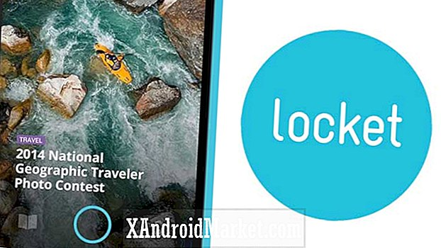 Locket Lock Screen - Application indépendante du jour