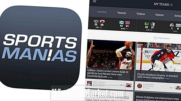SportsManias: Sports News Feed - Indie-app van de dag