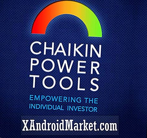 Critique du stock App de Chaikin Power Tools