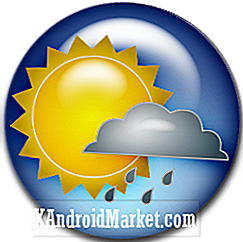 Bedste Android Weather Apps & Widgets
