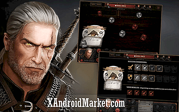 The Witcher Adventure Game nå tilgjengelig på Google Play
