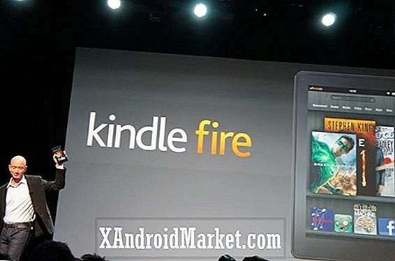 Amazonas Kindle Fire kan bara döda Googles Android Market