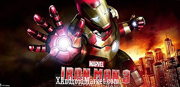 Cravate de film Iron Man 3 est arrivé sur Google Play