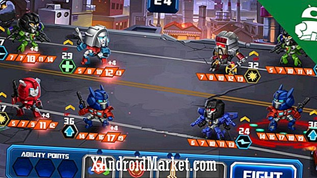 Transformatorer: Battle Tactics review