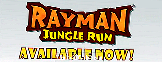 Rayman Jungle Run kommer till Android [video]