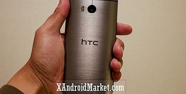 EYE Experience Update nu rullar ut till Verizon och T-Mobile's HTC One M8