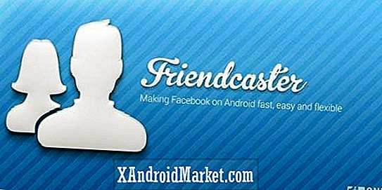 FriendCaster for Facebook: Bedre og hurtigere end officiel app