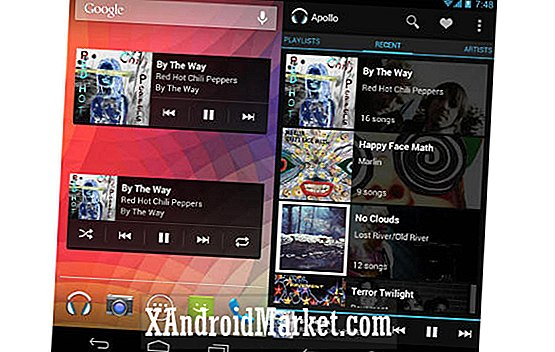 CyanogenMod native music player Apollo anländer till Play Store