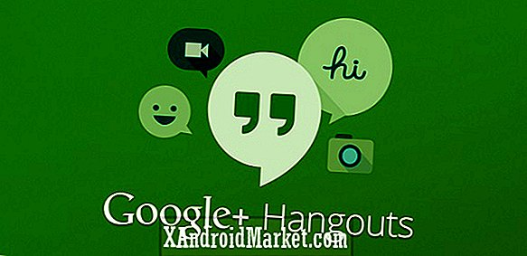 Google Hangouts opdatering for at bringe SMS / MMS integration, siger rapport