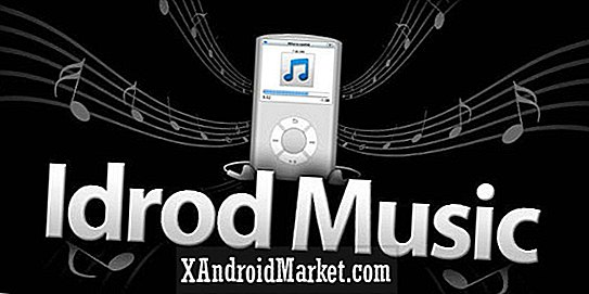 Idrod Music: iPod virtuel pour Android