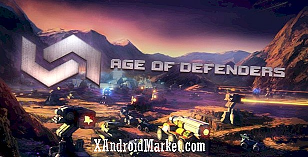 Age of Defenders - Super impresionante torre de defensa multijugador para tabletas Android