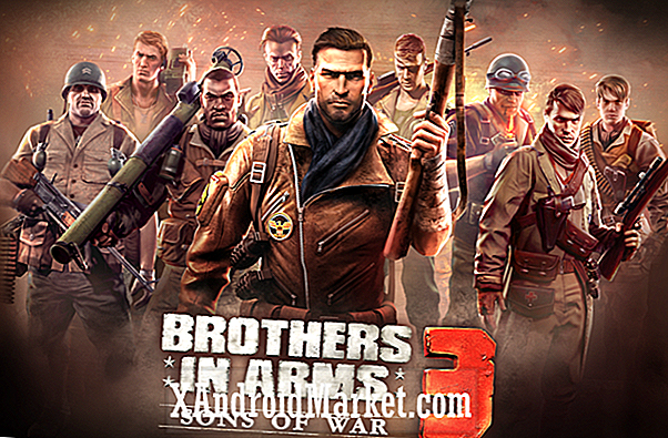 Brothers in Arms 3: Sons of War llega a Google Play Store