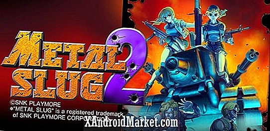 Metal Slug 2 llega a Google Play Store