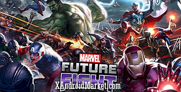 Marvel Future Fight se abre camino en Google Play Store