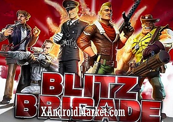 New Blitz Brigade trailer kort driller gameplay