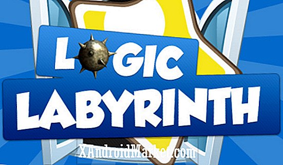Logic Labyrinth: Android-game-app voor strategisch denken en logica