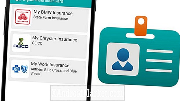 Digital Insurance Card - Application indépendante du jour