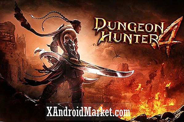 Dungeon Hunter 4 arrive sur Google Play