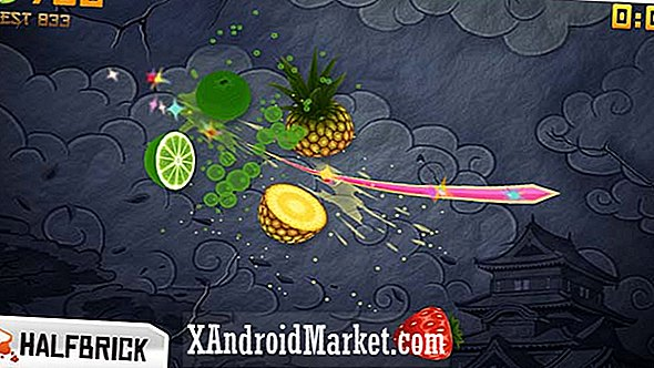 Major Fruit Ninja update komt aan in oktober
