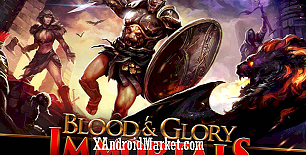 Blood & Glory: Immortals se abre paso a Google Play Store