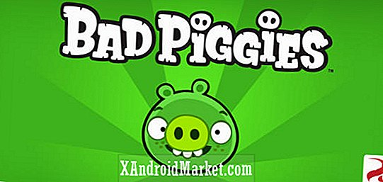 Rovio for å starte Bad Piggies-spillet, et alternativ til Angry Birds, 27. september