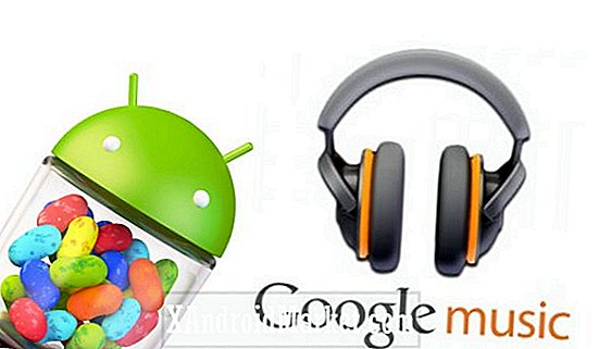 Cómo instalar la aplicación Google Music Jelly Bean en dispositivos ICS