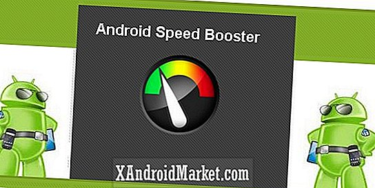 Android Speed ​​Booster: optimisation des applications, de la mémoire, des performances, de la confidentialité et en un clic