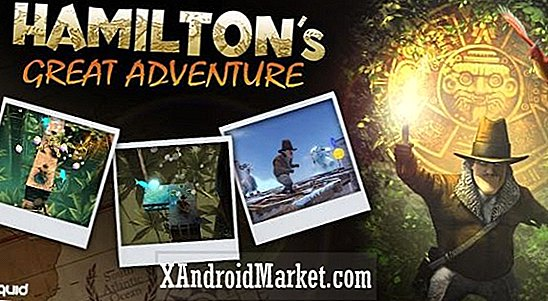 Action puslespillet Hamilton's Great Adventure THD lander på Android, opp til grep for $ 3,99
