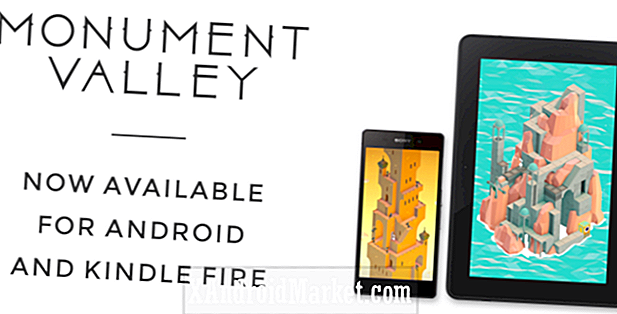 Monument Valley apporte une belle architecture impossible à Android
